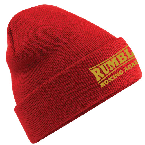 RUMBLES BOXING CLUB WOOLY HAT
