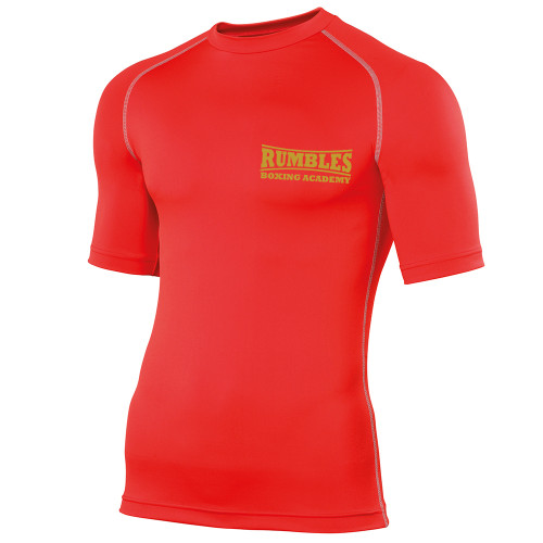 RUMBLES BOXING CLUB SS BASE LAYER