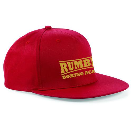 RUMBLES BOXING CLUB SNAPBACK CAP