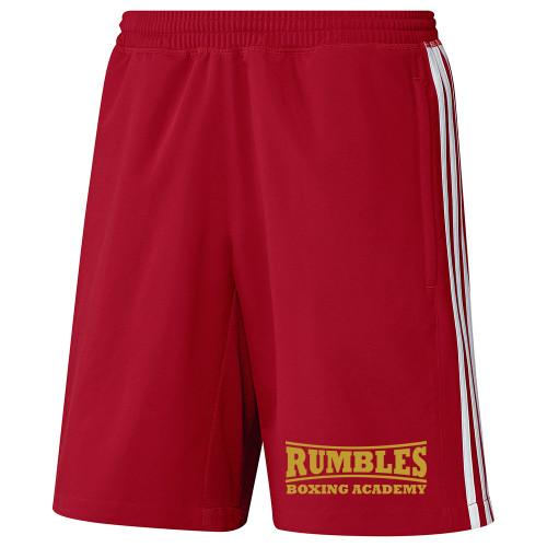 RUMBLES BOXING CLUB KIDS ADIDAS T16 SHORTS