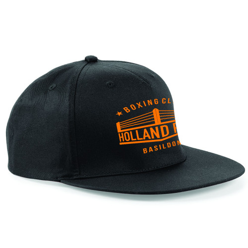 HOLLAND PARK ABC SNAPBACK CAP