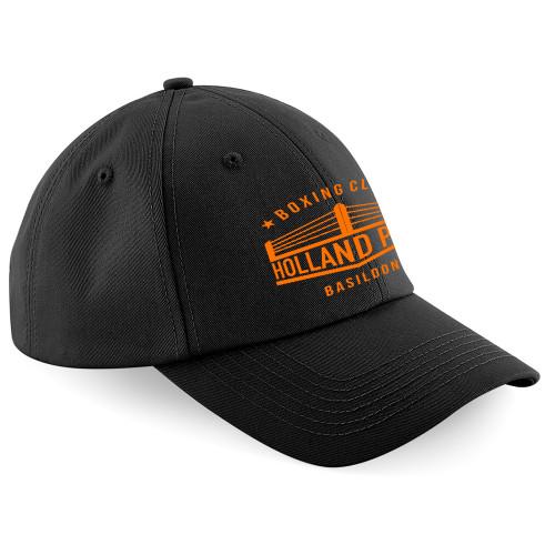 HOLLAND PARK ABC BASEBALL CAP