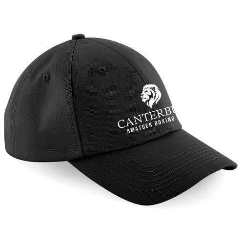 CANTERBURY ABC BASEBALL CAP