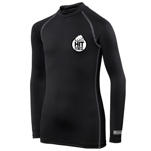 HIT FITNESS BOXING KIDS LS BASE LAYER