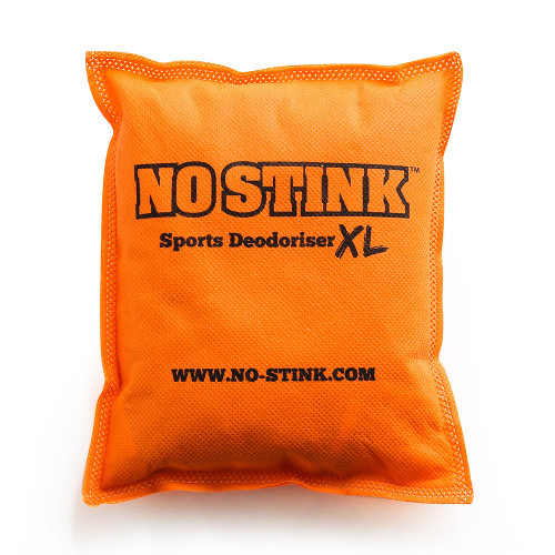 NO STINK SPORTS DEODORISER XL-ORANGE