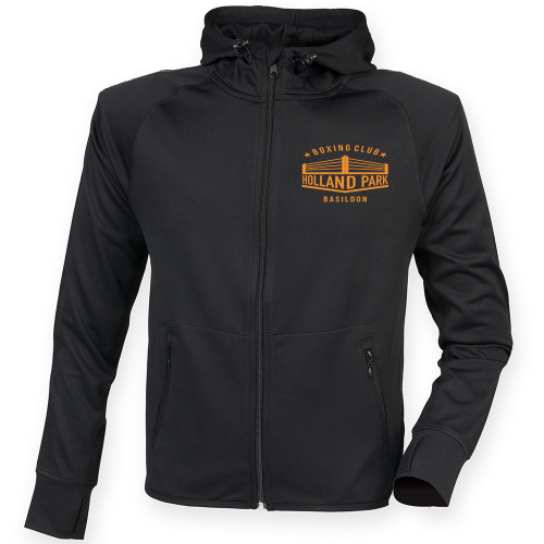 HOLLAND PARK ABC RUNNING HOODIE