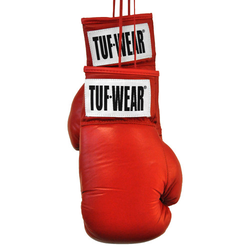 TUF WEAR LEATHER AUTOGRAPH GLOVES
