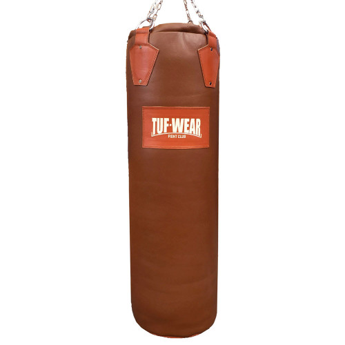 TUF WEAR CLASSIC LEATHER PUNCH BAG