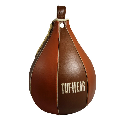 TUF WEAR LEATHER PEANUT SPEED BALL