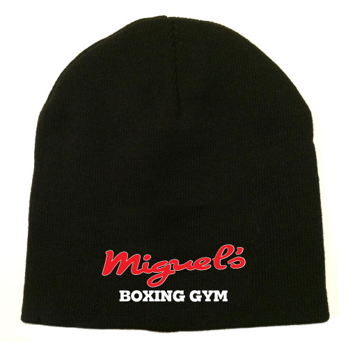 MIGUELS BOXING CLUB BEANIE