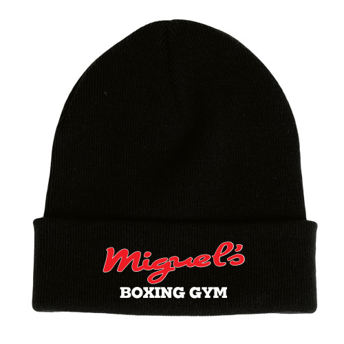 MIGUELS BOXING CLUB WOOLY HAT