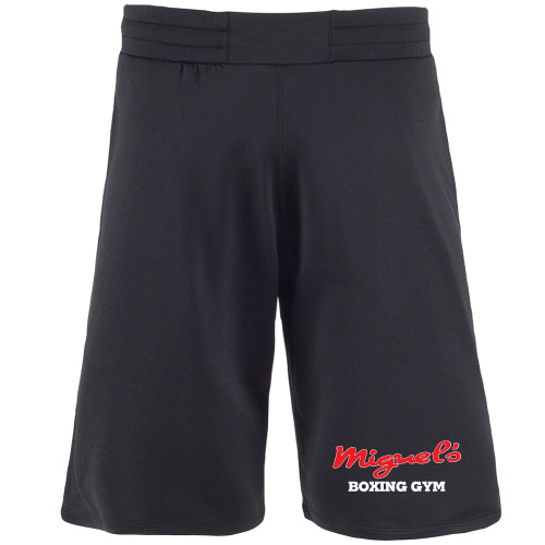 MIGUELS BOXING CLUB REFLECTIVE COMBAT SHORTS