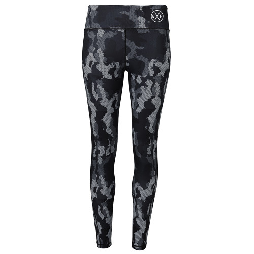 BXF WOMENS PERFORMANCE HEXOFLAGE LEGGINGS