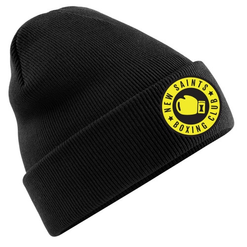 NEW SAINTS BOXING CLUB WOOLY HAT