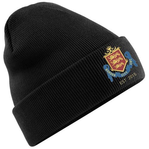 BORDER CITY ABC WOOLY HAT