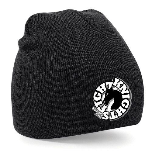 FIGHT KNIGHTS BOXING GYM BEANIE