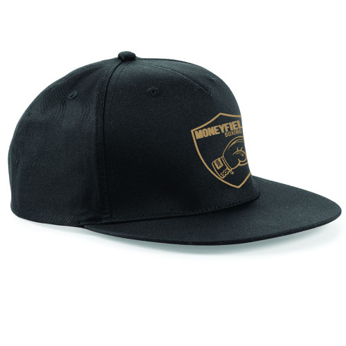 MONEYFIELDS BOXING CLUB SNAPBACK CAP