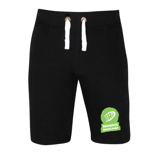 BROWNES BOOT CAMP SWEAT SHORTS