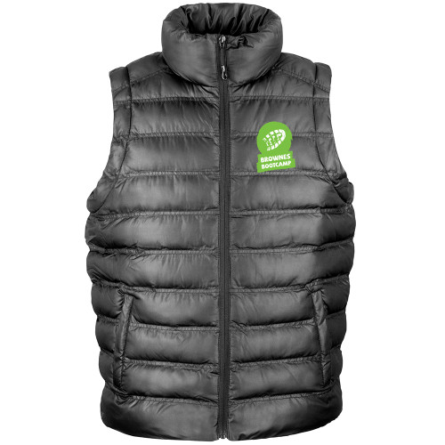 BROWNES BOOT CAMP PADDED GILET