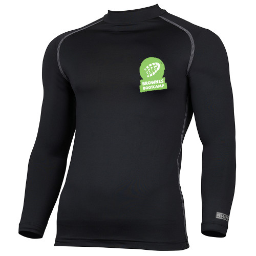 BROWNES BOOT CAMP LS BASE LAYER