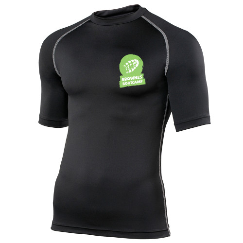 BROWNES BOOT CAMP SS BASE LAYER