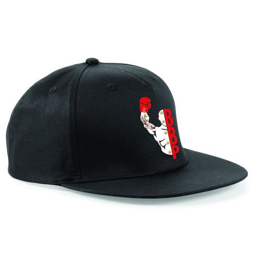 BRENTS BOXING PETERBORO SNAPBACK CAP