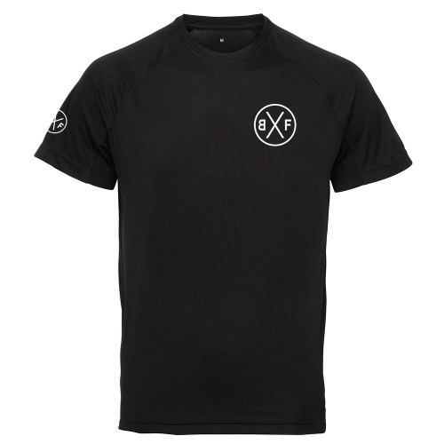 BXF PANELLED TECH TEE