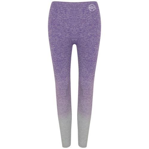BXF WOMENS SEAMLESS FADE OUT LEGGINGS