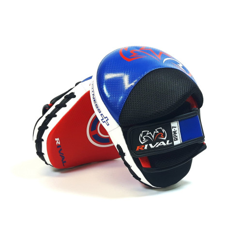 RIVAL RPM7 FITNESS PUNCH MITTS