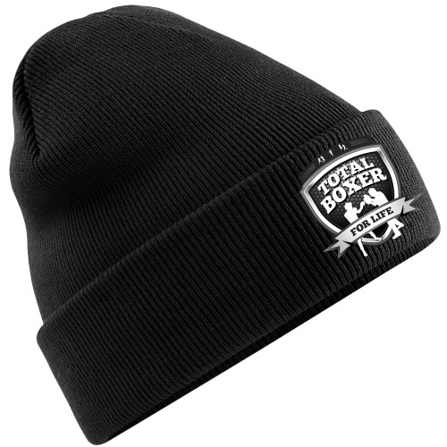 TOTAL BOXER WOOLY HAT