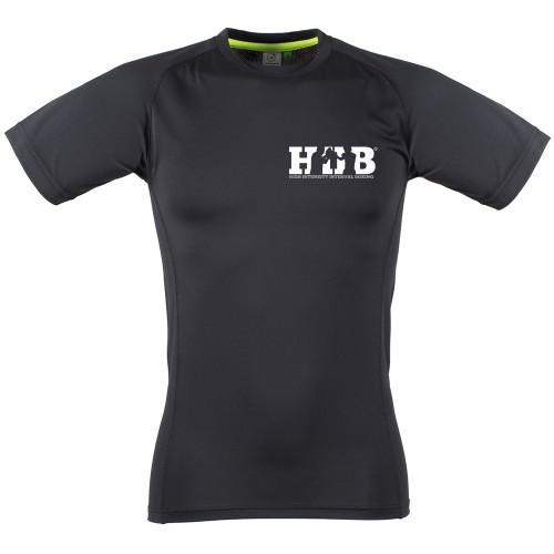 HIIB SLIM FIT SPORTS T-SHIRT