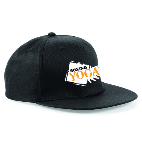 BOXING YOGA SNAPBACK CAP