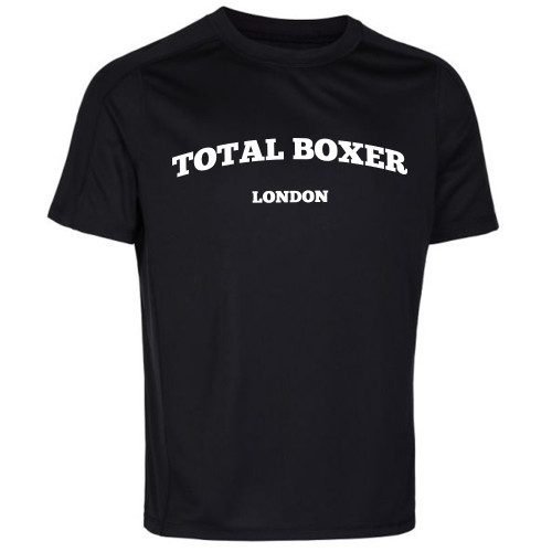TOTAL BOXER LONDON MICRO FIBRE TECHNICAL TEE