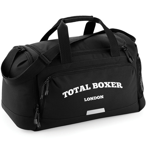 TOTAL BOXER LONDON HOLDALL