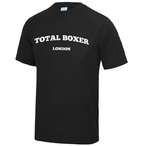 TOTAL BOXER LONDON KIDS POLY TEE