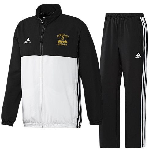 CAMBRIDGE BOXING CLUB KIDS ADIDAS TRACKSUIT