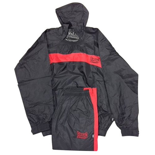 ERGO BOXING HEAVY DUTY HOODED SAUNA SUIT