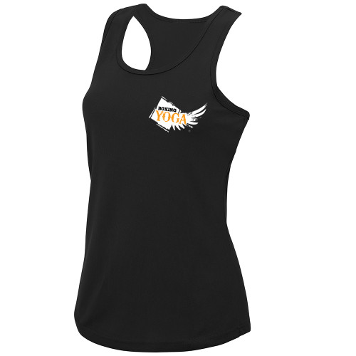 BOXING YOGA GIRLIE COOL VEST