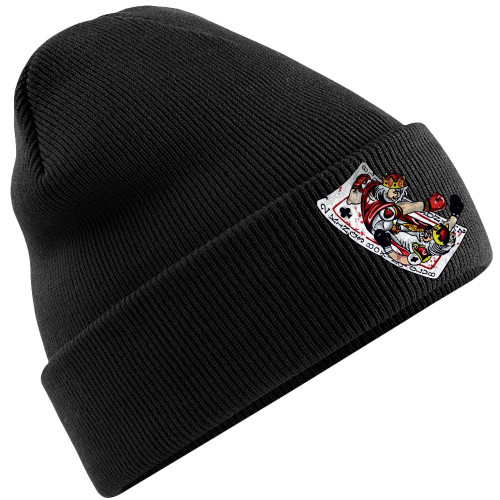 TWO KINGS ABC WOOLY HAT