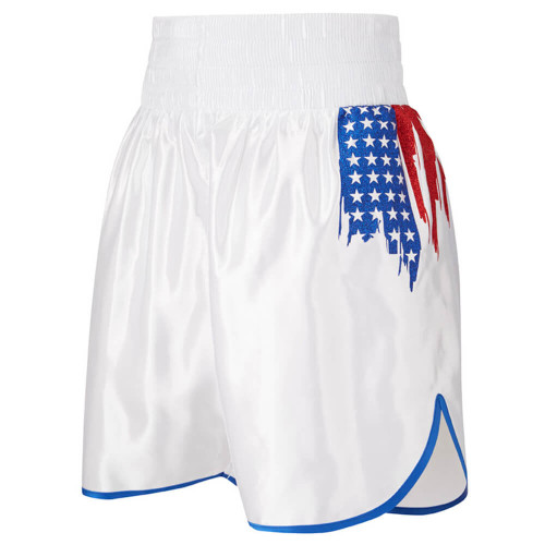 USA SPARKLE BOXING SHORTS