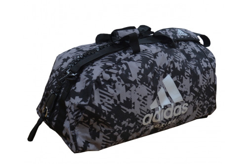 ADIDAS 2 IN 1 CAMO BOXING HOLDALL