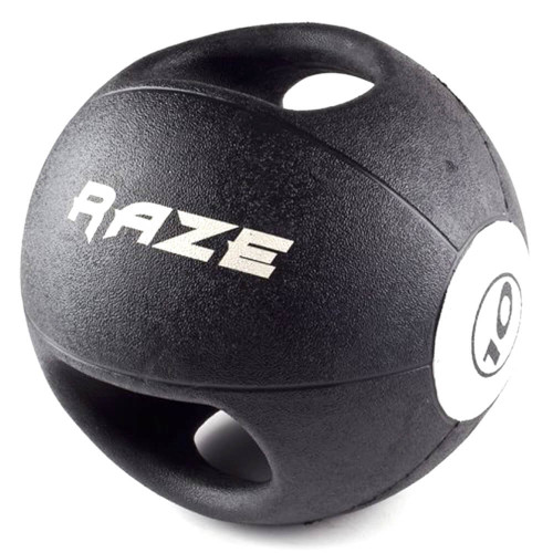 CARBON CLAW RAZE DUAL GRIP MEDICINE BALL