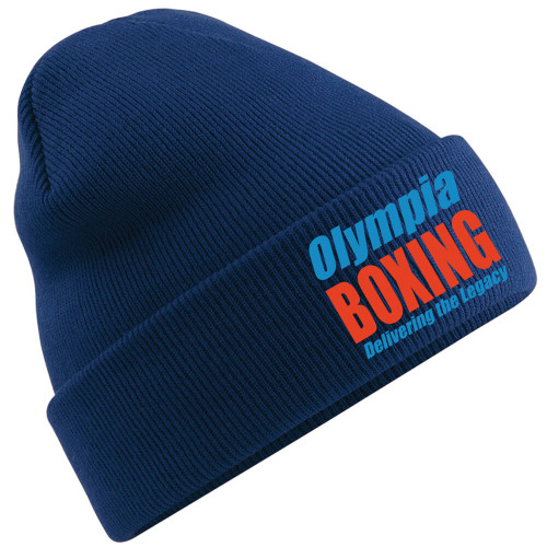 OLYMPIA BOXING BEANIE