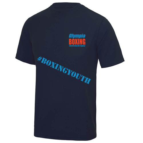 OLYMPIA BOXING POLY T-SHIRT