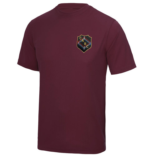 CHELMSFORD ABC KIDS POLY TEE