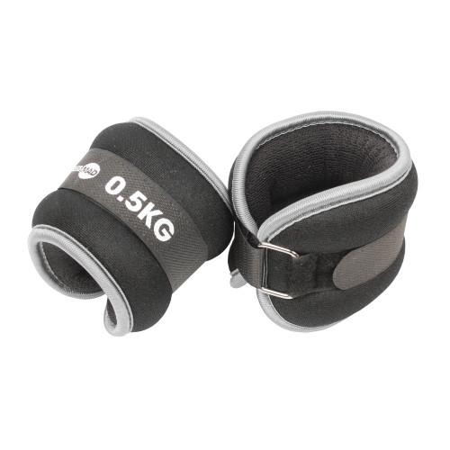 FITNESS MAD NEOPRENE WRIST & ANKLE WEIGHT