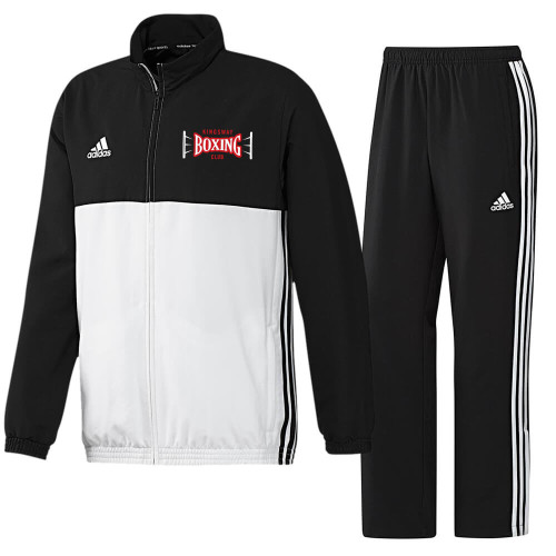 KINGSWAY BOXING CLUB KIDS ADIDAS T16 TRACKSUIT