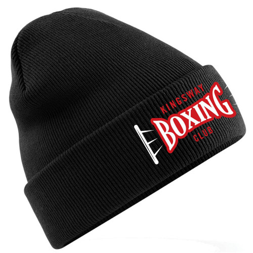 KINGSWAY BOXING CLUB WOOLY HAT