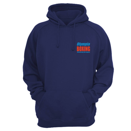 OLYMPIA BOXING HOODIE