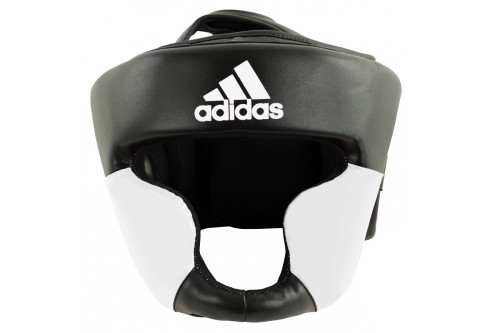 ADIDAS RESPONSE LEATHER HEAD GUARD